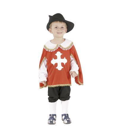 Costume-Mosqueteiro-Tamanho-3-4-anos