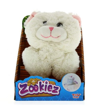 Zookiez-White-Cat-Plush