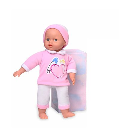 Tiny-Bebe-Lloron-Rosa-32-cm