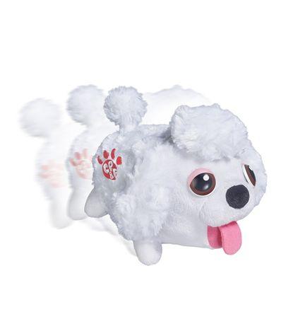 Urso-desajeitado-Poodle-puppy-saltarin