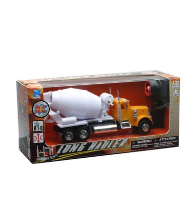 Peterbilt-Laranja-Truck-1-32-Scale-RC