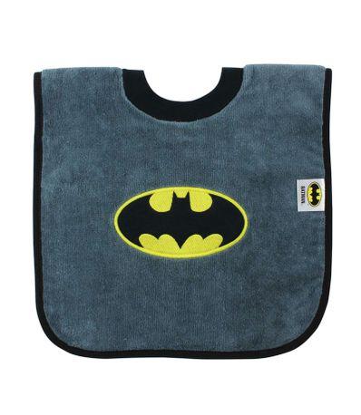 camisa-de-colarinho-Batman-Bib