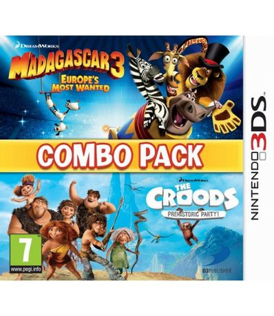 Combo-Pack-Madagascar-3---Los-Croods-3DS