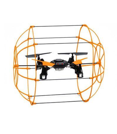 Drone-Laranja-Sky-Walker