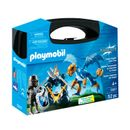 Playmobil-Knights-Maletin-Caballero-del-Dragon