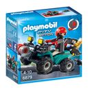 Playmobil-City-Action-Ladron-con-Quad-y-Botin