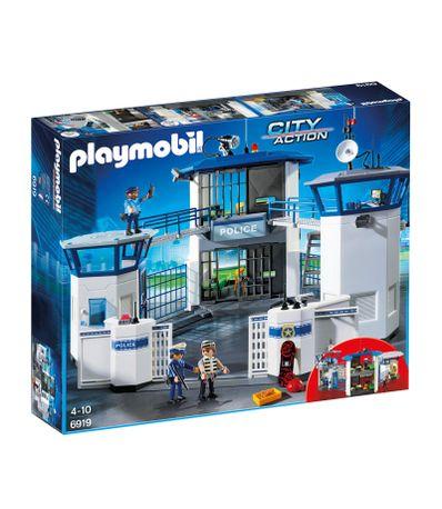 Playmobil-Esquadra-da-Policia-com-Prisao