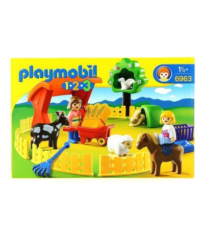 Playmobil-123-Recinto-de-Animais-de-Estimacao