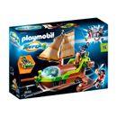Playmobil-Barco-Pirata-Camaleao