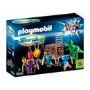 Playmobil-Guerreiro-Alien-com-Armadilha-T-Rex