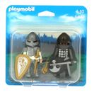 Playmobil-Duo-Pack-de-Caballeros