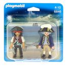 Playmobil-Duo-Pack-Pirata-y-Soldado
