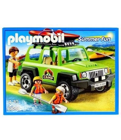 Playmobill-Todo-Terreno-Camping-com-Canoa