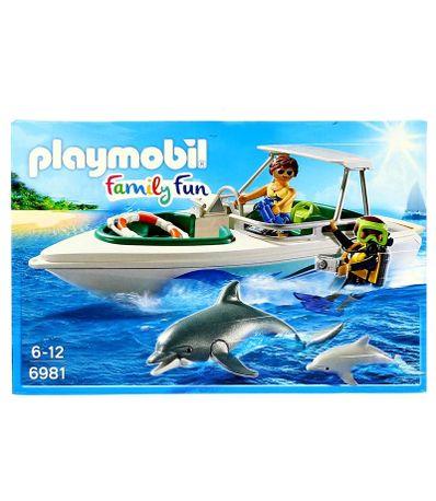 Playmobil-Boat-Equipe-Mergulho