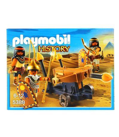 Playmobil-History-Egipcios-con-Ballesta