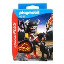 Playmobil-Guerreiro-Lobo