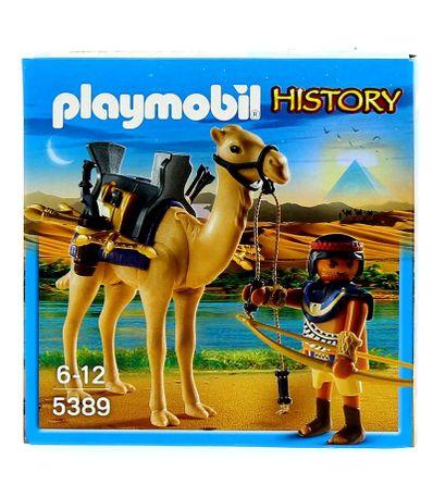 Playmobil-Egipcio-com-Camelo