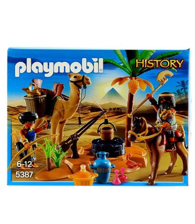 Playmobil-Acampamento-Egipcio