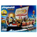 Playmobil-Galera-Romana
