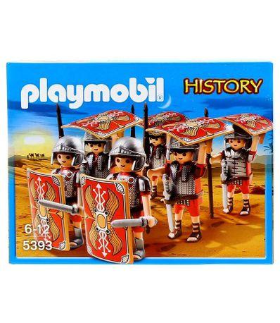 Playmobil-Legionarios