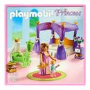 Playmobil-Quarto-Real-com-Berco