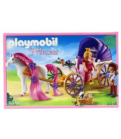 Playmobil-Casal-Real-com-Carruagem