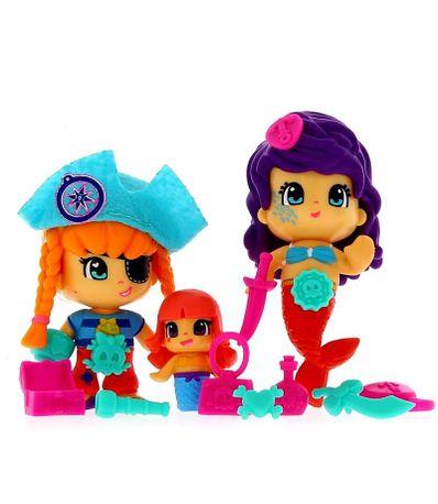 Pinypon-Pirata-e-duas-Sereias