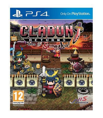 Cladun-Returns--This-Is-Sengoku--PS4
