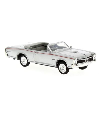 Coche-Miniatura-Pontiac-GTO-1966-Escala-1-43