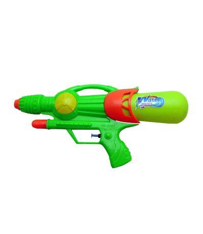 Pistola-de-Agua-Verde-de-33-cm