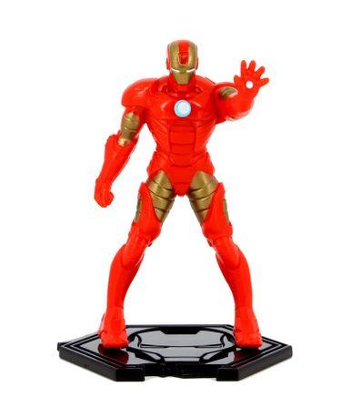 Los-Vengadores-Figura-Iron-Man-de-PVC