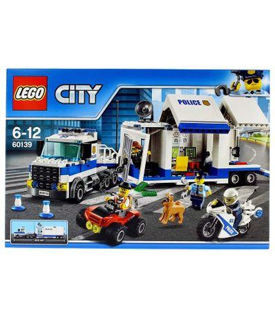Lego-City-Movel-Control-Center