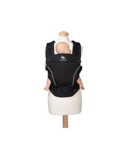 Mochila-Porta-bebe-ergonomica-Night-Black