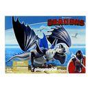 Playmobil-Dragones-Drago-y-su-Dragon