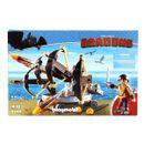 Playmobil-Dragones-Eret-con-Ballesta