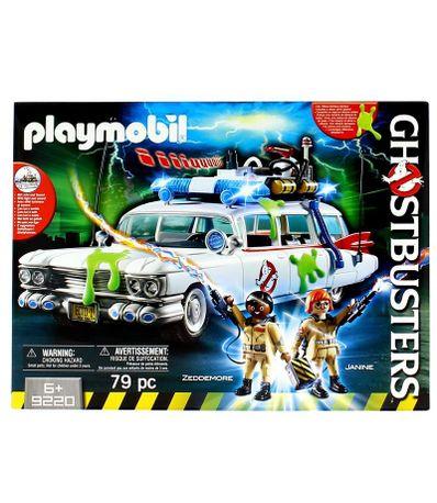Playmobil-Ecto-1-com-Winston-e-Janin