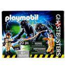 Playmobil-Cazafantasmas-Venkman-Dana-y-Perros-de-Gozer