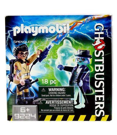 Playmobil-Cazafantasmas-Spengler-y-Fantasma