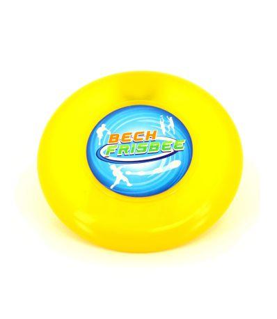Frisbee-amarelo