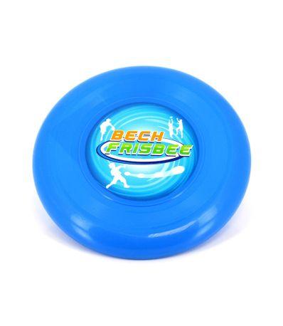 Frisbee-azul