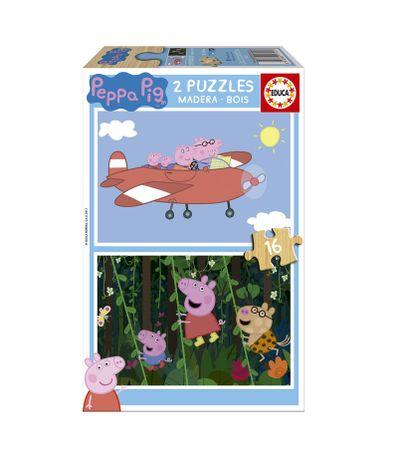 Peppa-Pig-Puzzle-2x16-Pecas