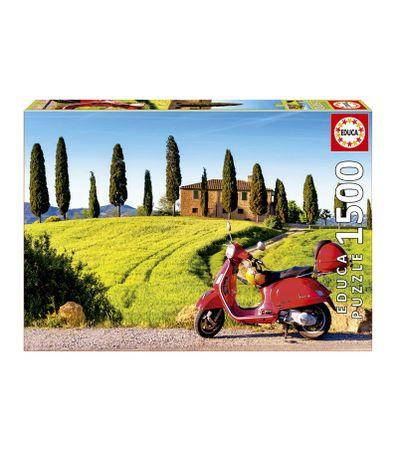 Puzzle-Moto-na-Toscana--1500-Pecas