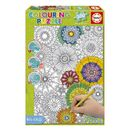 Puzzle-300-Pecas-Colouring-Flores