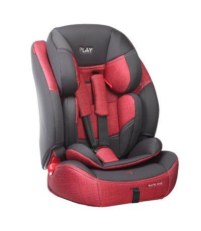 Cadeira-Auto-Safe-One-Plus-Grupo1-2-3-negro-vermel
