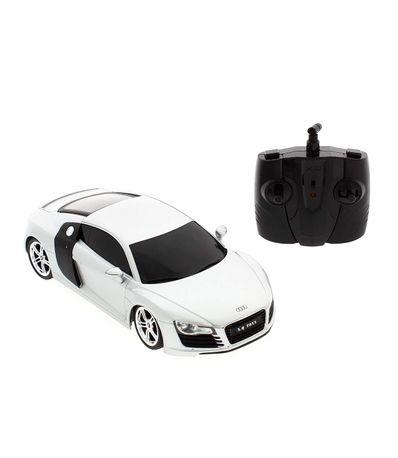 Coche-R-C-Audi-R8-Escala-1-18