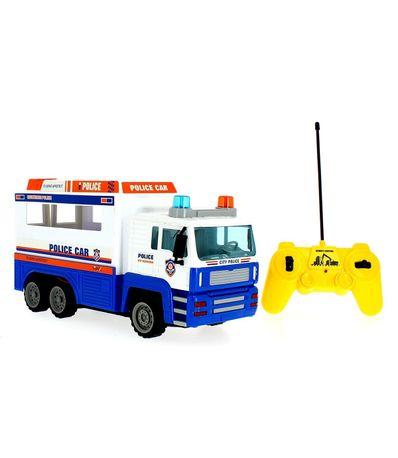 Camion-R-C-Policia