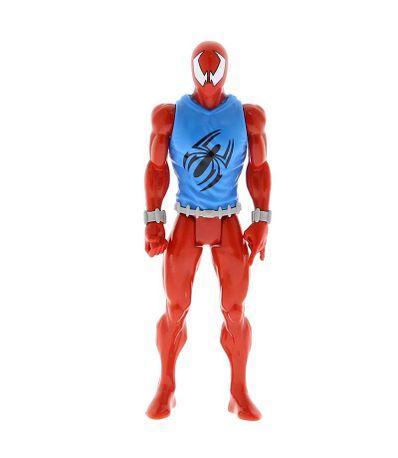 Spiderman-Web-Warriors-Figura-30-cm-de-Scarlet-Spiderman