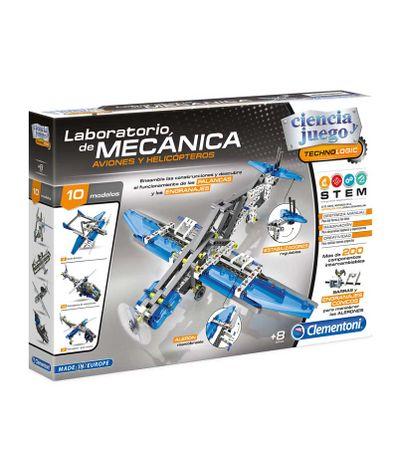 Avioes-de-laboratorio-mecanicos-e-Helicopteros