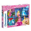 Princesas-Puzzle-3D-de-104-Piezas