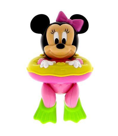 Baby-Minnie-Nadadora